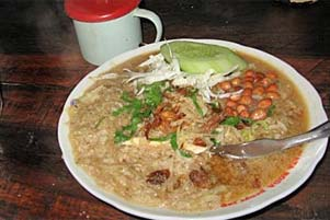 Nasi Rebus atau Sego Godhog?
