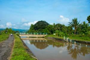 Susur Barat Selokan Mataram