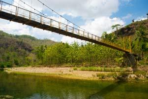 Indahnya Panorama Selopamioro