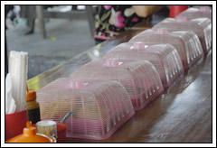 Harga Camilan Pendamping Soto Gading pada Juni 2009