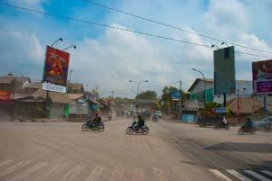 Thumbnail artikel blog berjudul Indomielezat dan Hujan Abu Merapi