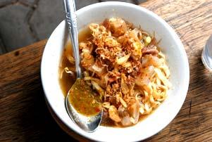 Thumbnail artikel blog berjudul Icip-Icip Mie Kocok Kaki Sapi dari Bandung