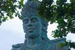 Thumbnail artikel blog berjudul Sekilas Taman Garuda Wisnu Kencana