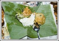 Nasi Gudangan Klaten Santapan khas Mahasiswa KKN Unit 80 Universitas Gadjah Mada
