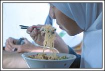 Mie Ayam bu Tini Santapan khas Mahasiswa KKN Unit 80 Universitas Gadjah Mada
