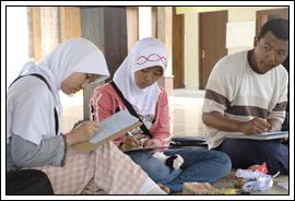 panduan mahasiswa kuliah kerja nyata (kkn) mengisi lembar laporan KKN