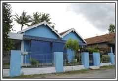 Foto Rumah berhantu di lokasi KKN UGM di Prambanan, Klaten