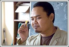 Muhammad Hasanuddin mahasiswa Psikologi UGM angkatan 2005