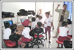 Rezalino Zaini mahasiswa Ilmu Komputer UGM angkatan 2005