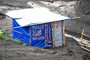 Thumbnail untuk artikel blog berjudul Wisata Bencana di Jogja